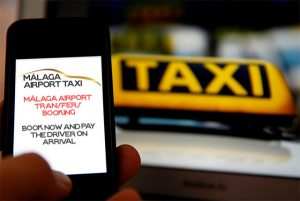 malaga airport taxi we drive you safe