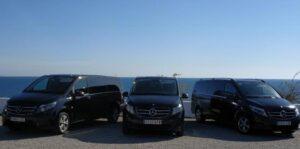 Malaga airport taxi fleet